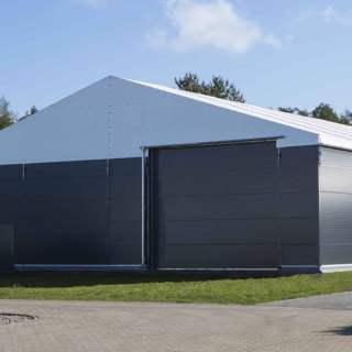 hale namiotowe przemysłowe