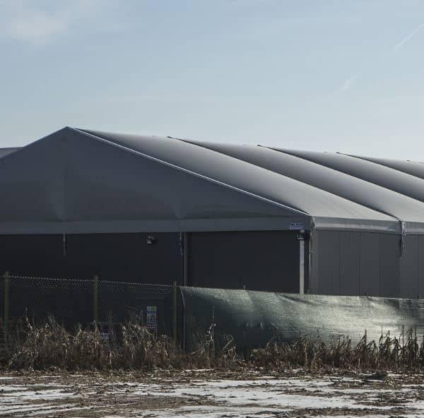 producent namiotów halowych