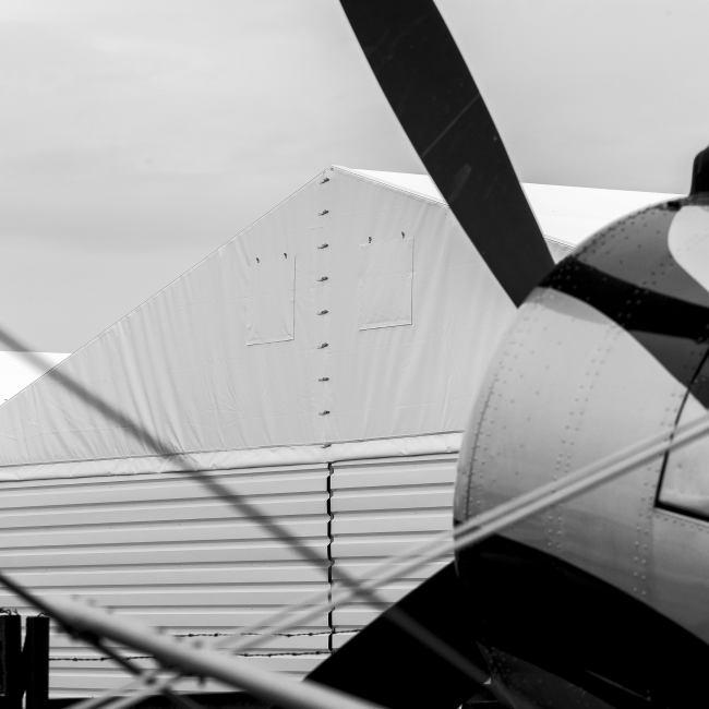 hangary lotnicze