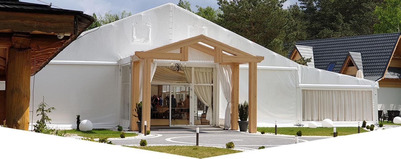 namiot weselny