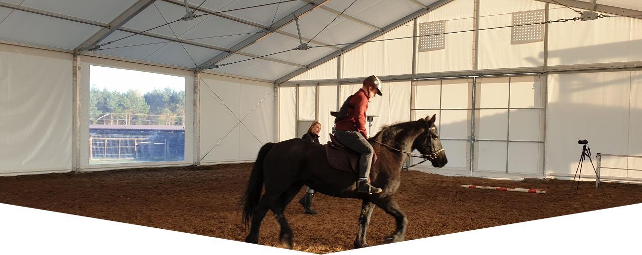 Namiot jeździecki