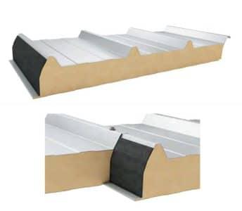 izolacja hali dach płyta warstwowa