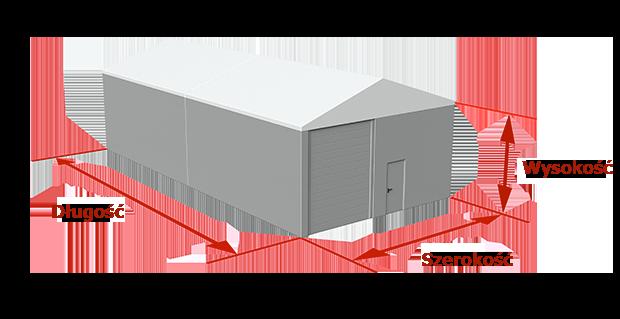 wycena hali konfigurator