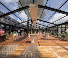 namiot imprezowy dach transparentny