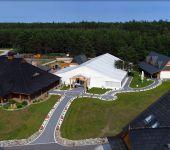 namiot hotelowy