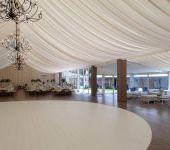 namiot imprezowy parkiet taneczny