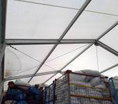 hala namiotowa używana