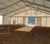 namiot jeździecki agroturystyka