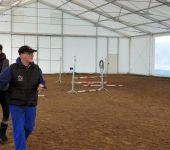 namiot jeździecki hipoterapia