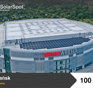 instalacja fotowoltaiczna ERGO_ARENA_100KWP