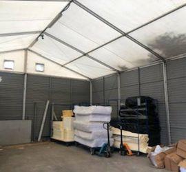 hale namiotowe używane
