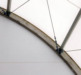 hala sportowa namiotowa CES